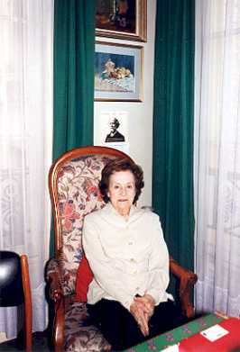Joaquina Dorado en 2002